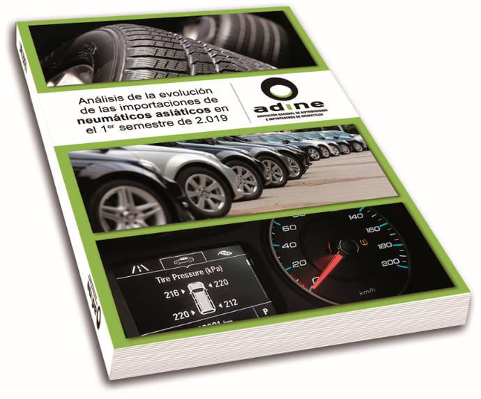 La importación del neumático asiático de camión crece un 17,1% en 1º semestre