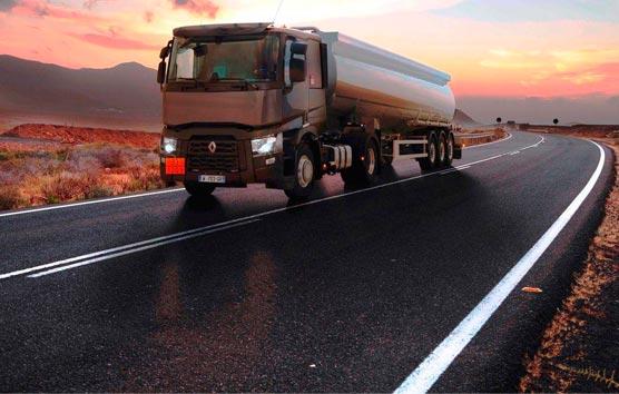 Transportes prorroga el permiso de conducir ADR y de consejero de seguridad