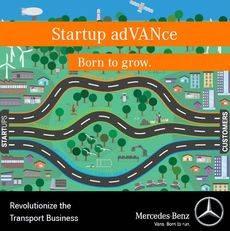 Mercedes-Benz Vans presenta Startup adVANce challenge
