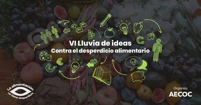 VI Brainstorming Aecoc: Microrrelatos contra desperdicio alimentario