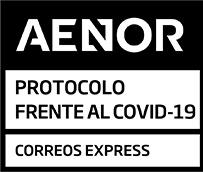 Correos Express, certificación de Aenor frente a la Covid-19