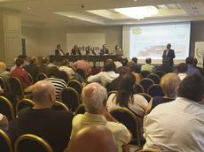Foto de la asamblea general de Aetram