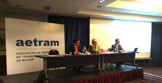 Asamblea general extraordinaria de Aetram y Jornada sobre nuevas Tecnologias