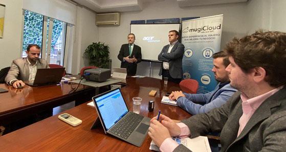 Aetram Mugicloud, jornada de abordar retos tecnológicos del Sector