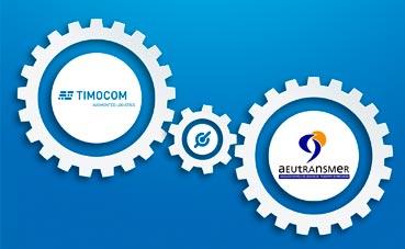 Timocom entabla una colaboración con Aeutransmer