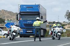Más de 31.000 conductores denunciados por la DGT