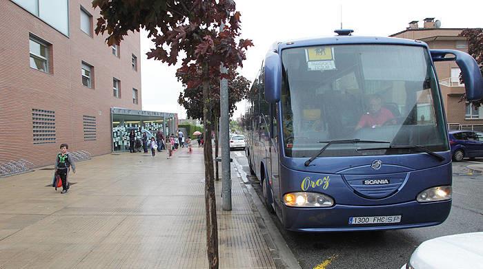 La Comunidad de Madrid no paga las facturas del transporte escolar desde diciembre de 2017