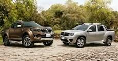Nuevo pick up de Renault: Alaskan