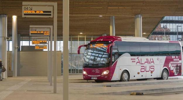 Álava mejora el servicio de transporte en Ayala y Montaña