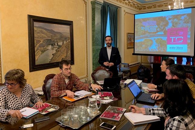 Transporte comarcal alavés, más flexible con movilidad de núcleos rurales