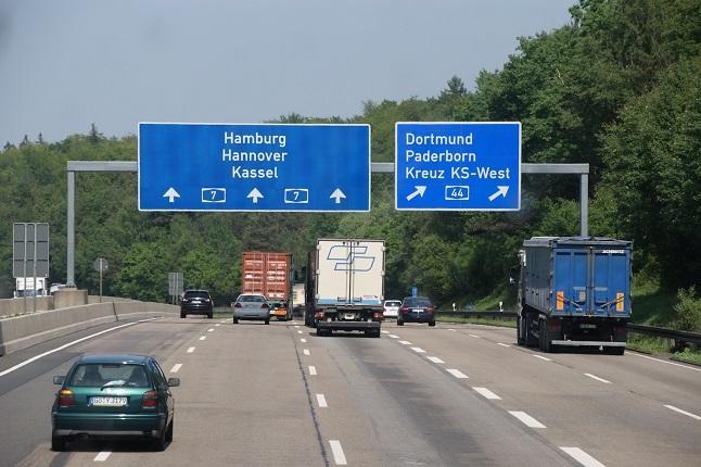 La solución de peaje UTA One llega a Alemania