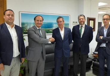 Puerto de Algeciras amplía la inversión de sus obras
