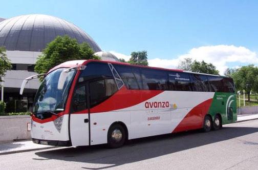 Autocar de Avanza.