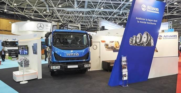 Allison presenta el camión medio para recogida de residuos más pequeño de Francia