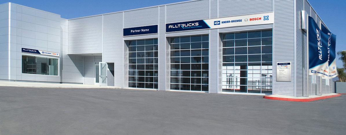 Alltrucks concepto de servicio integral de talleres con competencia multimarca llega a espa a - Oficinas bosch madrid ...