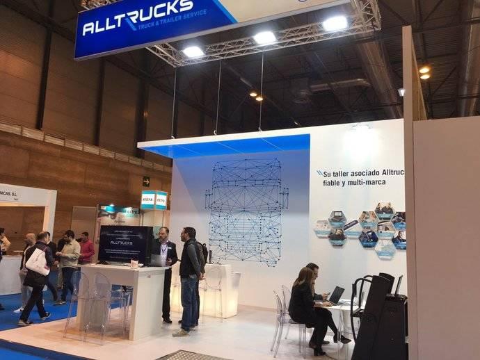 Alltrucks y Solaris firman un acuerdo de colaboración para crear sinergias
