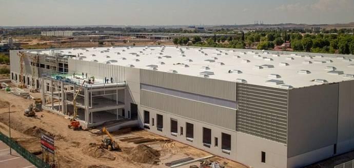 Contratación logística en Madrid es de 73.708 m2 en 1º trimestre 2019
