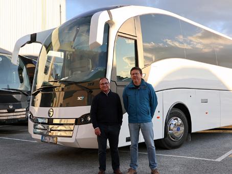 Sunsundegui vende un SC7 a Almodóvar, Portugal