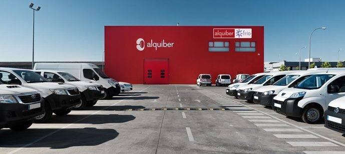 Alquiber abre su nueva sede de comerciales en Vitoria
