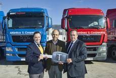 Alquiler Sostenible incorpora 25 nuevas tractoras MAN TGX