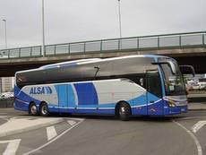 ALSA, elegida para operar los autobuses del BRT en Marrakech