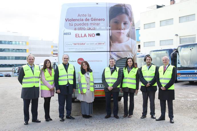 Alsa se une a una campaña de ayuda a mujeres maltratadas