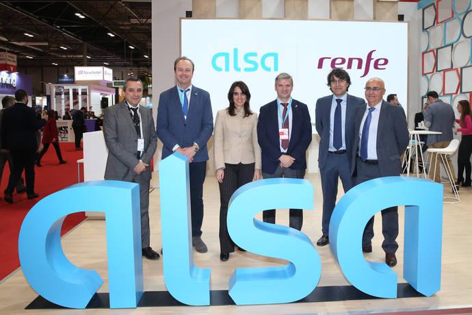 Renfe y Alsa renuevan alianza que combina billetes de autobús y tren