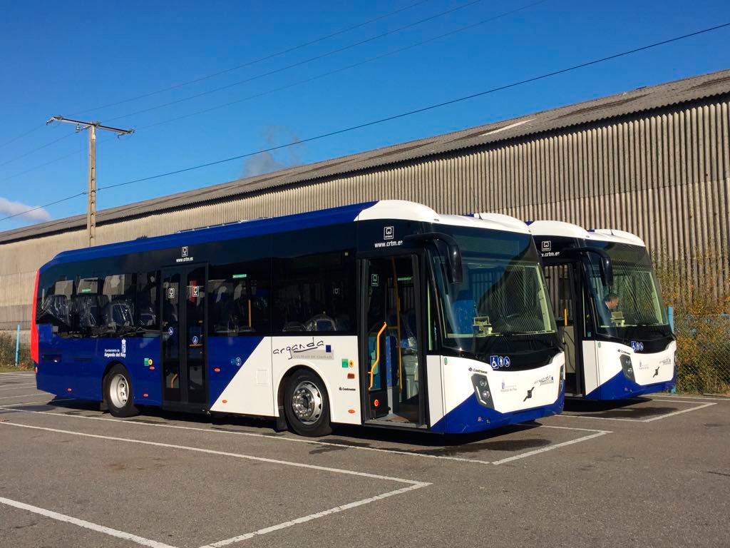 Rabat adjudica su transporte público a Alsa