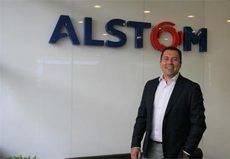 Carlos González, nuevo encargado del desarrollo de los eléctricos de Alstom