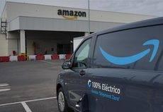Amazon presenta una nueva flota de vehículos eléctricos en España