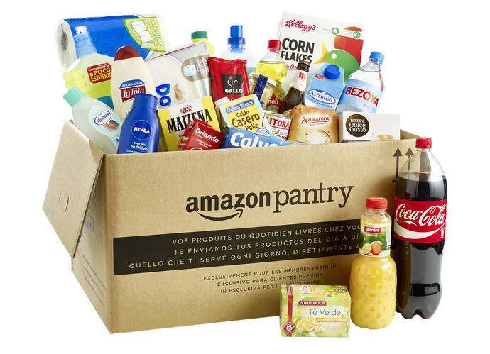 La 'web' de Amazon en España cumple cinco años