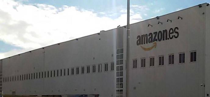 Amazon amplía su red en España con estación logística en Alcobendas