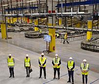 El centro robotizado de Amazon Murcia creará más de 1.200 empleos fijos