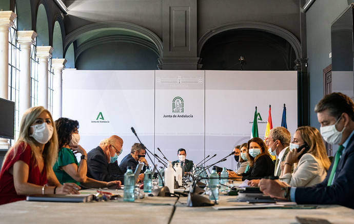 Andalucía, 17 millones euros para operadores por pérdidas Covid-19