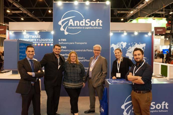 AndSoft apuesta por la logística 4.0 en la era digital