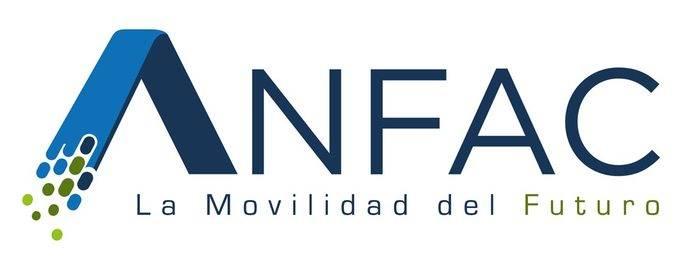 Nuevo logo de la Asociación Española de Fabricantes de Automóviles y Camiones (Anfac).