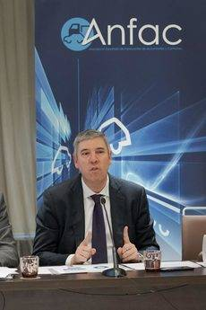 El presidente de Anfac, José Vicente de los Mozos.