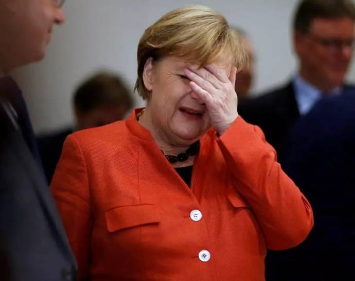 IRU pide a Angela Merkel que demuestre liderazgo en el caos fronterizo europeo