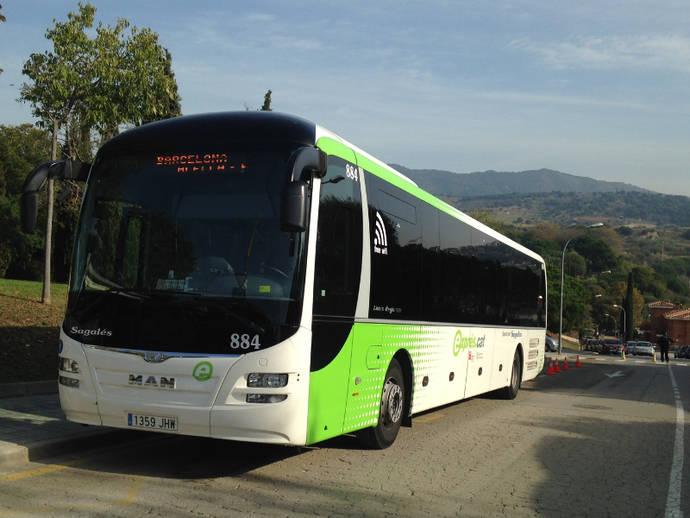 Un nuevo servicio exprés conecta Barcelona con Alella y Vallromanes