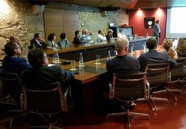 ANTAI ha celebrado su asamblea anual en Oporto