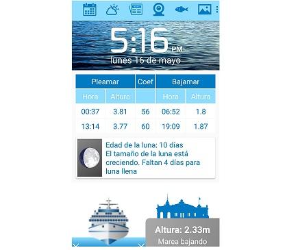 En marcha la aplicación para IOS y Android del Puerto de Santander