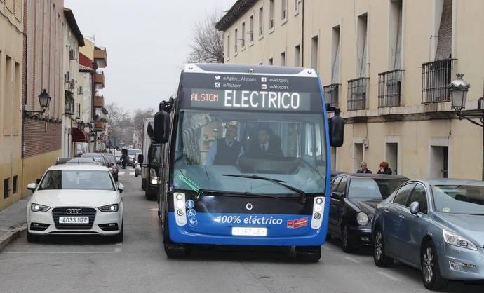 Primer éxito comercial de Alstom Aptis en España, en la urbe de Aranjuez