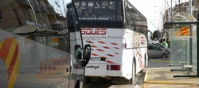 Subvenciones para el transporte de viajeros en Aragón