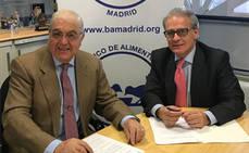 Arriva Madrid colaborará con el Banco de Alimentos de Madrid
