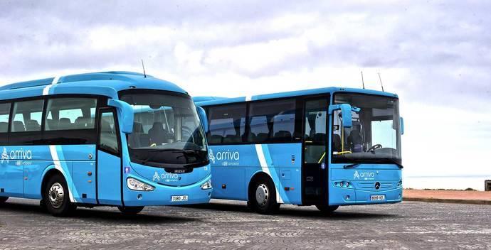 Los usuarios de Arriva Galicia ya pueden comprar sus billetes online