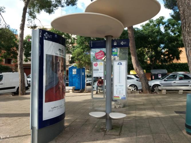 El transporte a la demanda llega a cuatro nuevos barrios de Palma