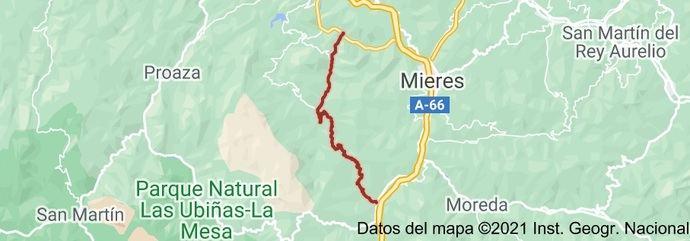 Sacan a licitación la renovación de la carretera AS-231 por 95.978 euros