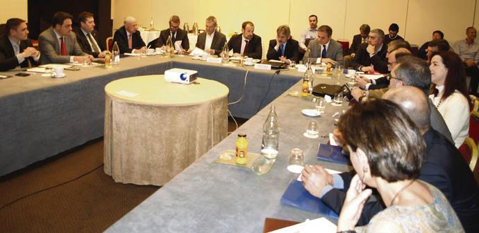 Las empresas cargadoras se reúnen en la Asamblea General de Aeurtansmer