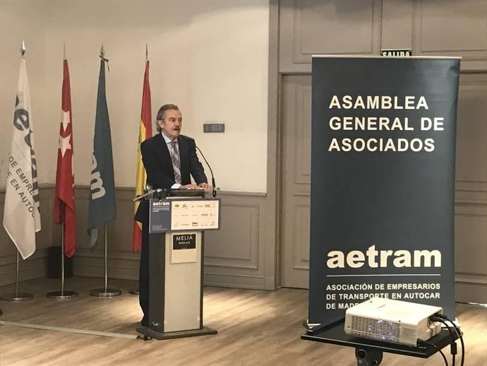 Aetram celebra su Asamblea General y apuesta por la movilidad sostenible
