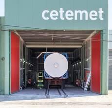 Galería climática de Cetemet